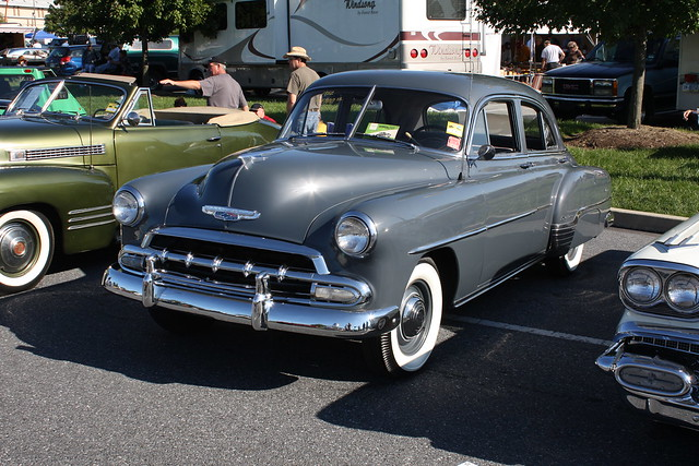 1952 chevrolet styleline deluxe 4 door flickr photo