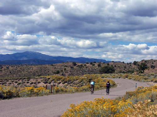Park to Park Pedal Extreme in Caliente, NV