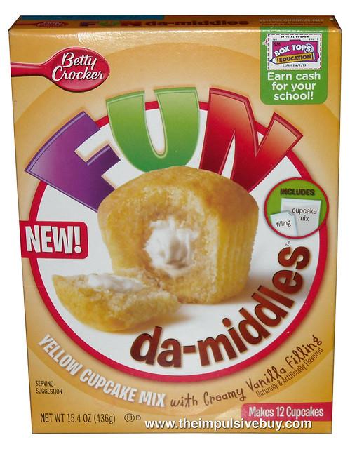 Betty Crocker Yellow Cake Mix Back Of Box