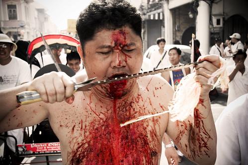 Bloody Vegetarian Festival