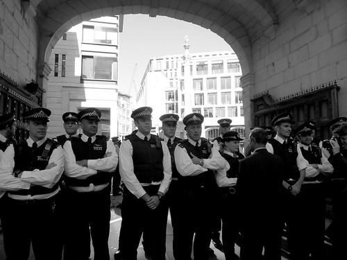 UK - London (Occupy the London Stock Exchange)