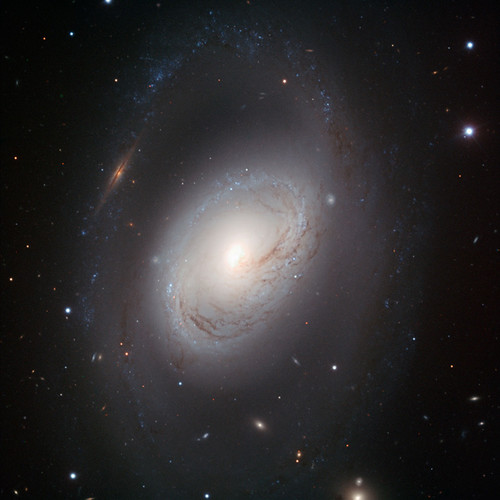 VLT image of spiral galaxy M96