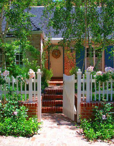 Gartenzaun Ideen