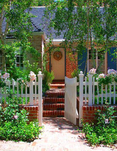 Romantic Cottage Garden by JMS Design Associates Flickr