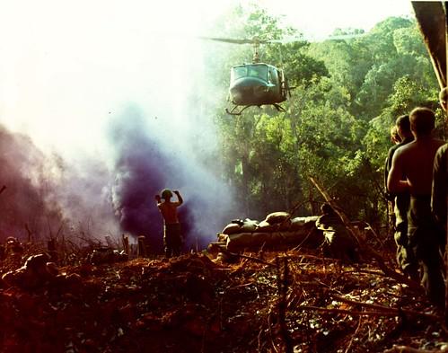 Vietnam resupply