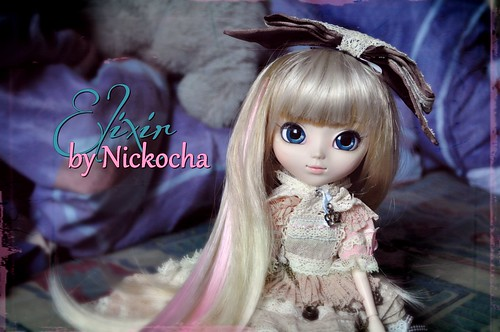 Elixir ~ Limited Pink Alice