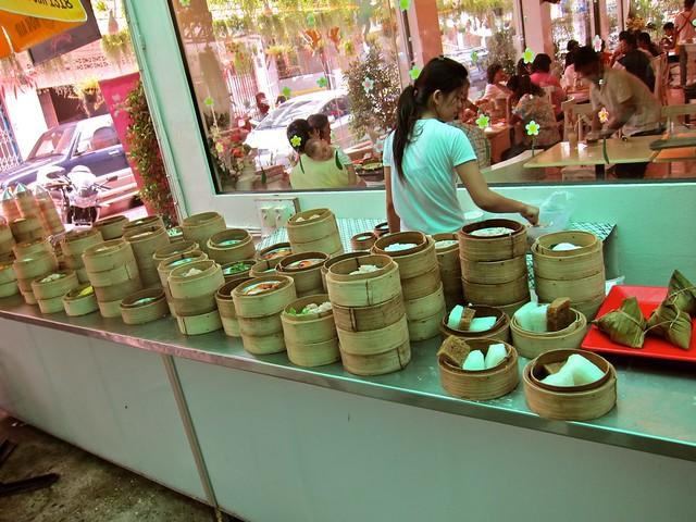 Dim Sum in Trang