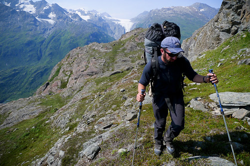 get ready for adventure trekking hiking backpacking skiing with wild alpine guides in wrangell st elias national park alaska