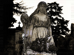 Pereiró: Escultura de Asorey