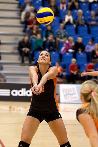WOMENS VOLLEYBALL TO UBC TO KICK OFF 2012 PORTION OF CW ...