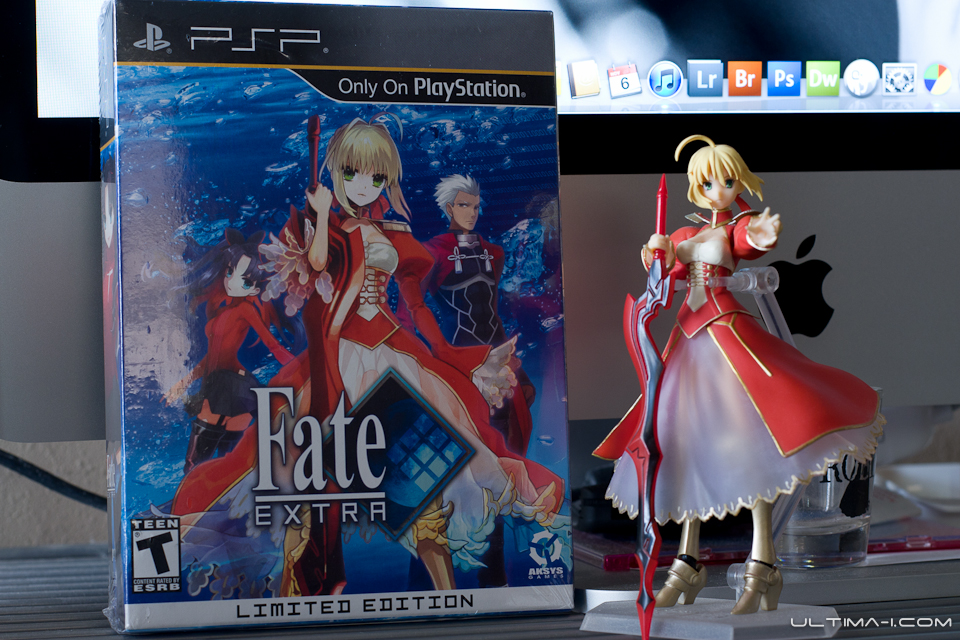 Fate / Extra US Limited Edition