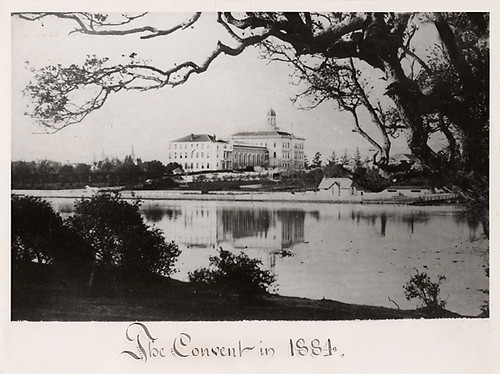 Convent of Our Lady of the Sacred Heart, Lake Merritt, Oakland,1884