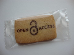 Open Access Cookie by Flickr ID Bliblioteekje (CC BY-NC-SA 2.0)