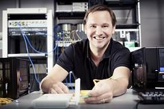 Martin Maier, professeur au Centre Énergie Matériaux Télécommunications