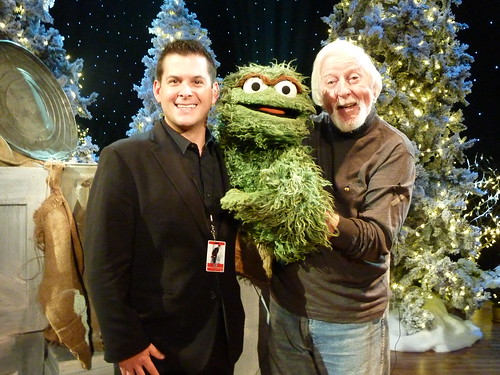 Mike and Grouch