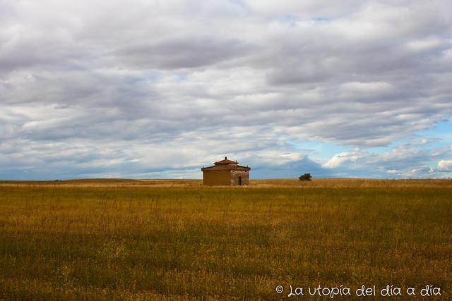 Palomar en Matanza de los Oteros (León)
