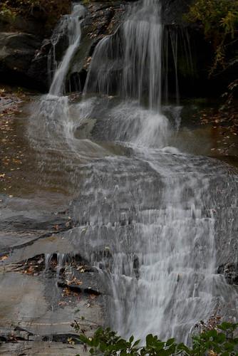sunset waterfall southcarolina twinfalls
