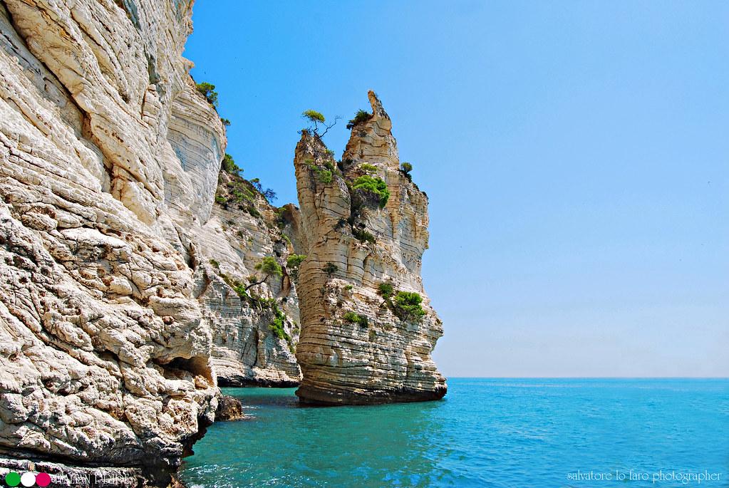 Il Gargano visto dal mare 3a # EXPLORE 13 - 11 - 11 Pag. 2 #