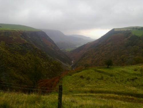 Dyliff gorge