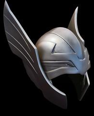 Thor Helmet Vacuum Form