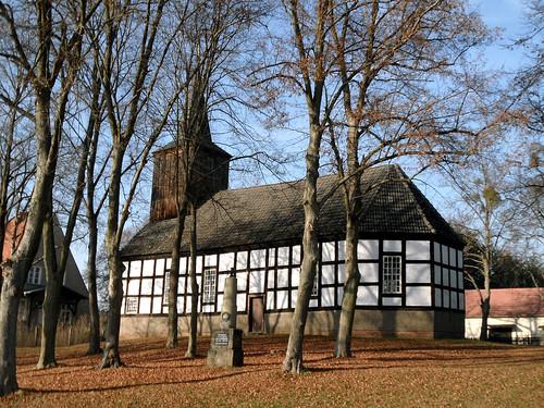 Fachwerkkirche Gollin (Templin, Uckermark)