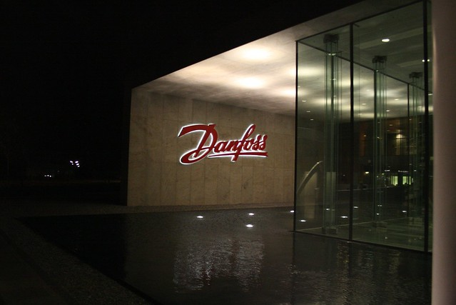 Danfoss entrance