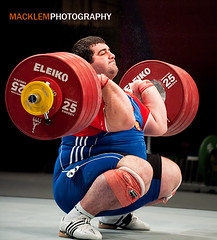 world weightlifting 2011 The Big Guys