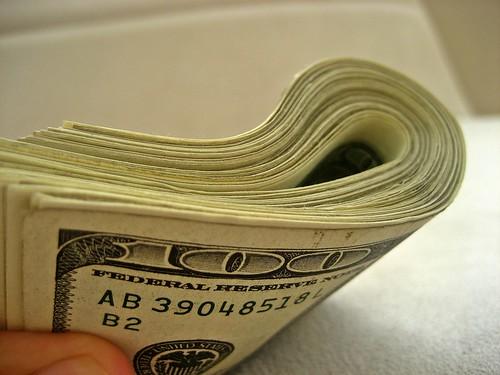 argent caché