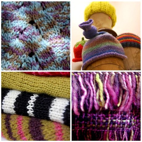 Handknit Sample Sale
