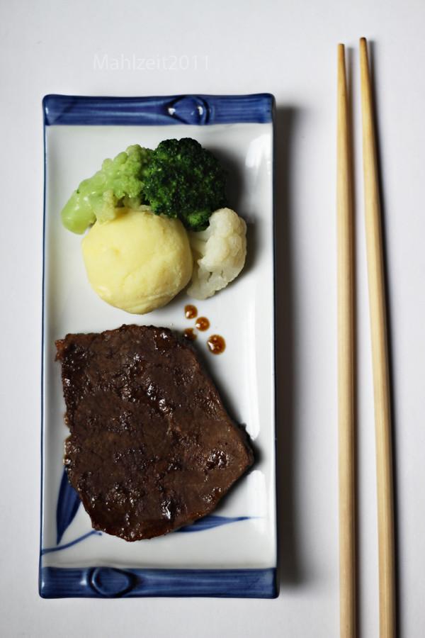 Beef, braised