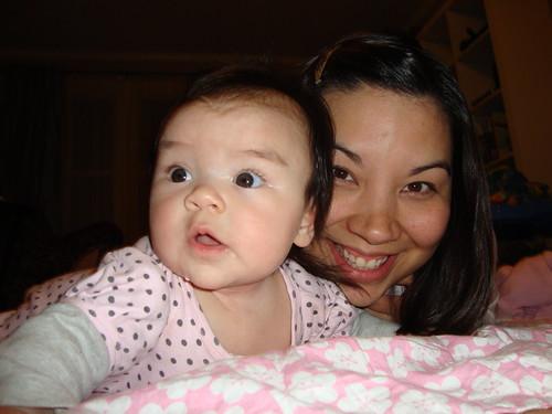 Mommy & Izzy