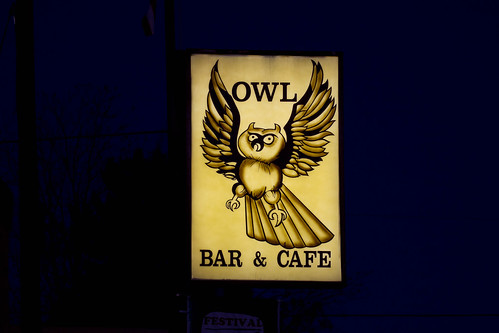 Owl Bar and Cafe