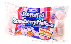 Kraft Jet-Puffed StrawberryMallows