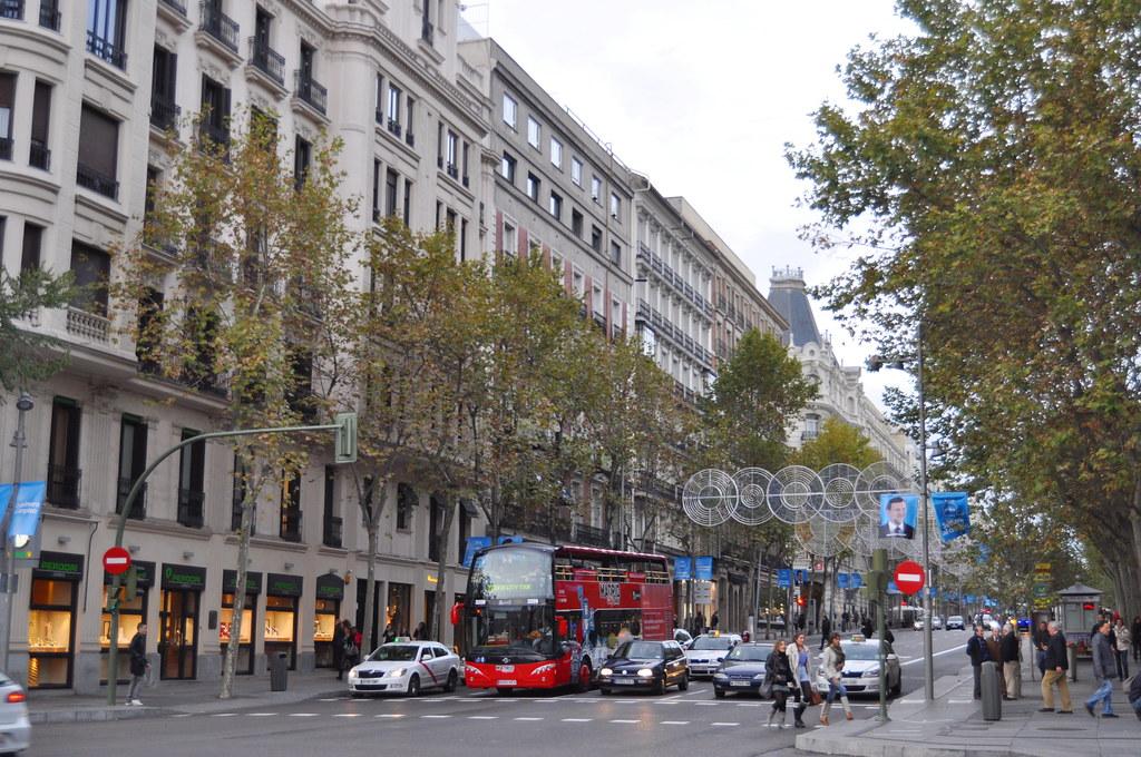 Hoje conhecemos calle serrano madrid spain - Calle serrano 55 madrid ...