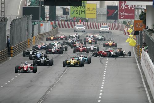 Gran Premio de Macao de F3