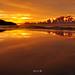 The Silence of Karambunai Beach by naza.carraro
