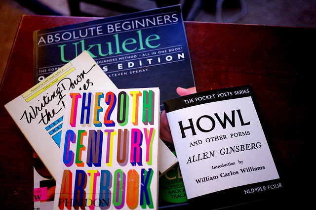I am donating these books to the OWS People's Library
