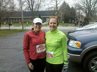 Running For Kicks 4 Mile Turkey Trot