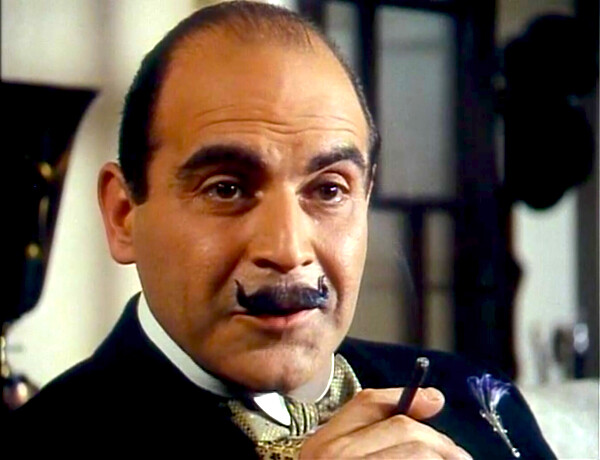 For blog post: Hercule Poirot