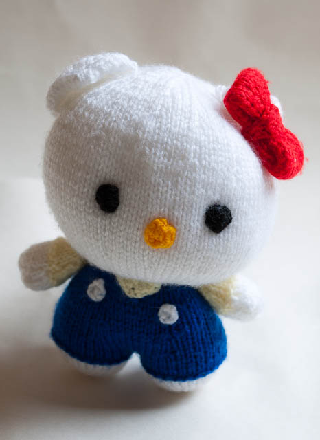 Knitting Pattern Hello Kitty : Hello Kitty Knitting Patterns Squidoo Auto Design Tech