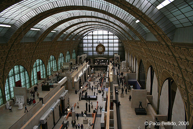 Museo d'Orsay. © Paco Bellido, 2006