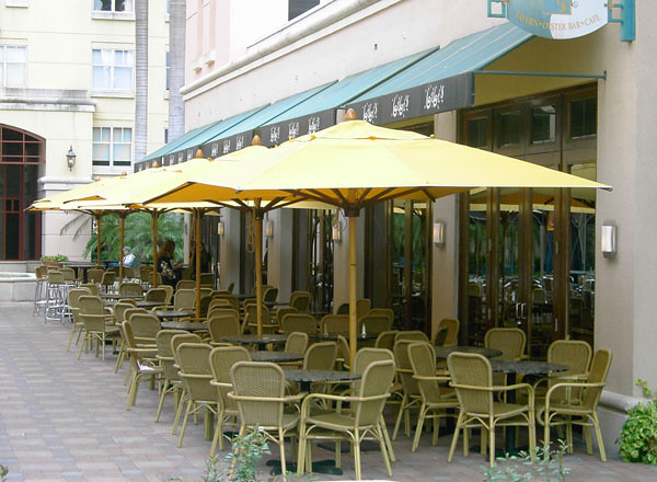 GreenCorner Patio Umbrellas