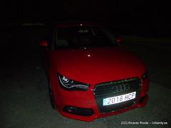 automobile, automotive exterior, audi, vehicle, automotive design, mid-size car, audi a1, land vehicle,