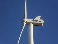 Vestas V112 close up