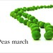 WordFinder - Peas march