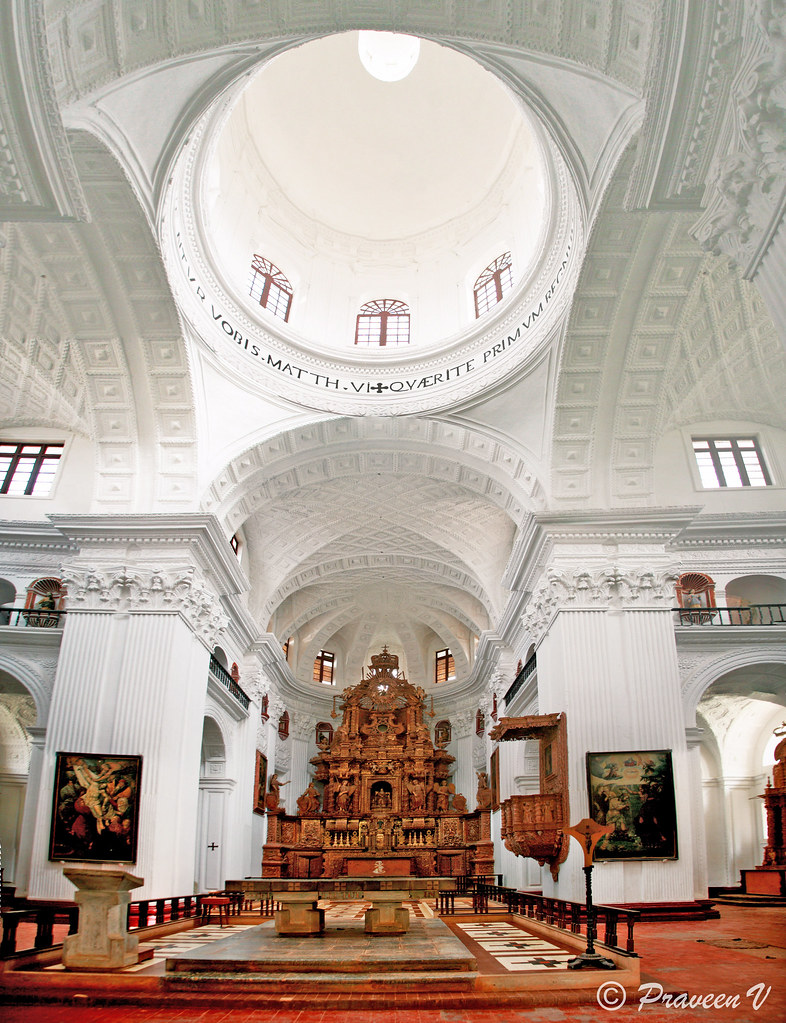 St. Cajetan Church, Goa