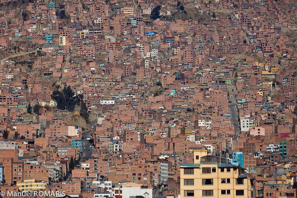 La Paz, Bolivia, daytime