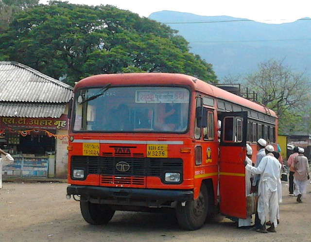 MSRTC Updates,Developments,Photos & Discussions - Page 4