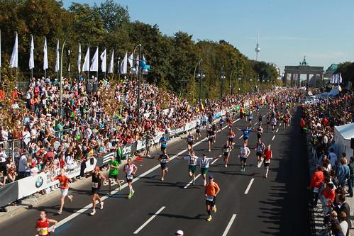 Inicia el registro online para el Maratón de Berlín 2012