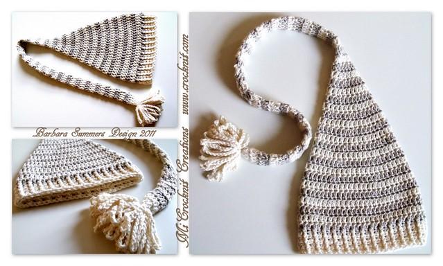 Pom-Pom Crochet Cap Pattern | ThriftyFun
